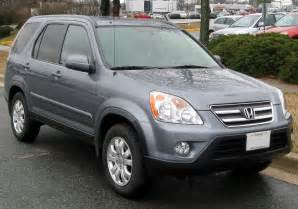 2005 Honda Crv 2005 Honda Cr V Information And Photos Momentcar