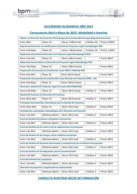 Universidad O M Calendario Academico 2015 Best 20 Calendario Academico Ideas On