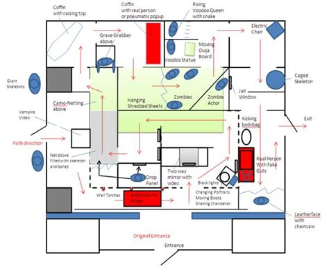 haunted house designers haunted house design plans house design