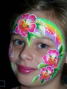 Face painting childrens designs