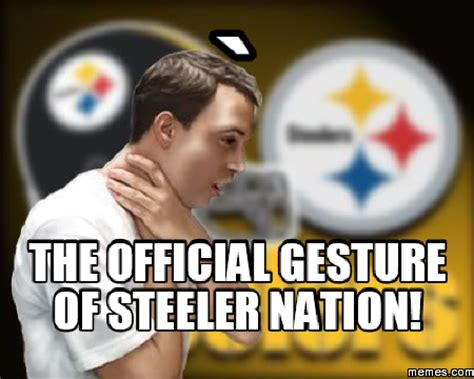 Steelers Meme - steelers choking memes com