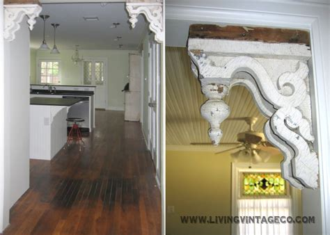 Decorating Ideas With Corbels Corbels As Decorative Accessories Living Vintage