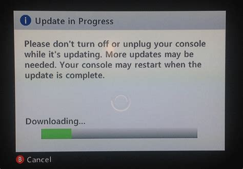 xbox 360 console update xbox 360 transfer account from drive to usb flash