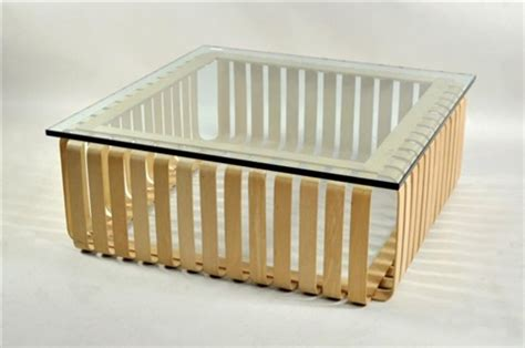 frank gehry coffee table bentwood coffee table by frank gehry on artnet
