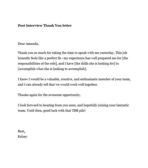 Offer Letter After Verbal Offer Thank You Letter After Verbal Offer Cover Letter Templates