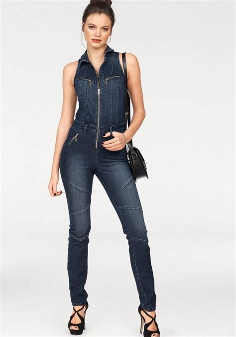 Zipper Overall overall mit zipper details kaufen otto