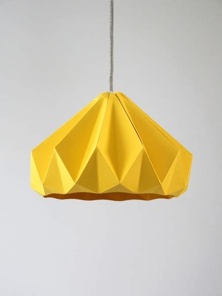 Origami Light Shades - studio snowpuppe origami l shade design