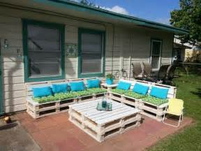 Pallet Patio Furniture Cushions Pallet Patio Furniture Ideas Pallet Wood Projects