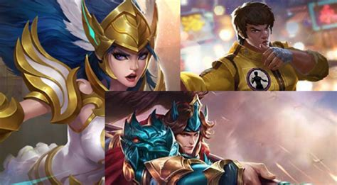 terkuat di mobile legend daftar 5 fighter terkuat di mobile legends