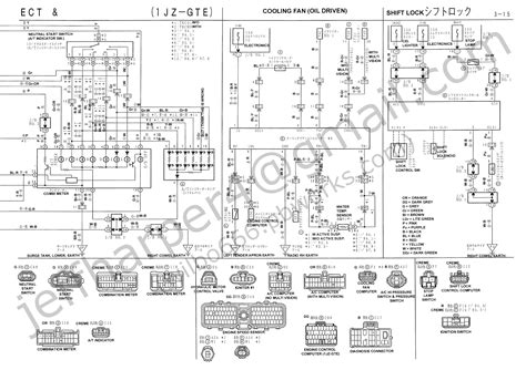 jzx100 ecu wiring diagram 25 wiring diagram images
