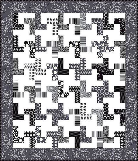 free black and white crafts patterns on craftsy 7 best black and white quilting patterns