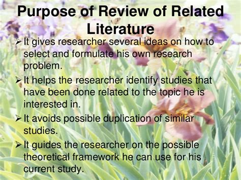 Chapter Ii Review Of Related Literature Sle by Chapter 2 Review Of Related Literature And Studies