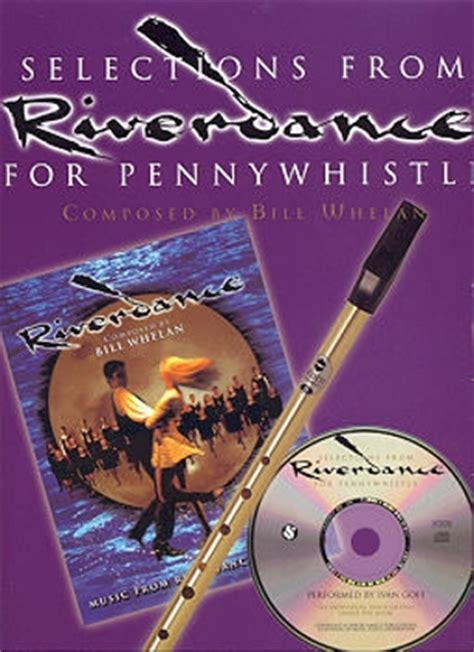 tutorial dance river riverdance for pennywhistle book cd