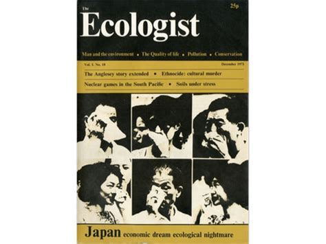 Japanese Economic Miracle Essay by The Ecologist December 1971 Japan S Economic Miracle 40 Years Ago The Ecologist