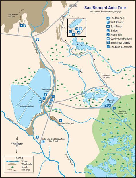 san bernard san bernard national wildlife refuge deartexas