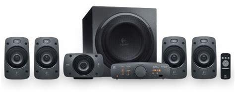 Logitech Z906 5 1 Surround Sound Speaker System logitech z906 5 1 surround sound speaker system price review and buy in dubai abu dhabi and