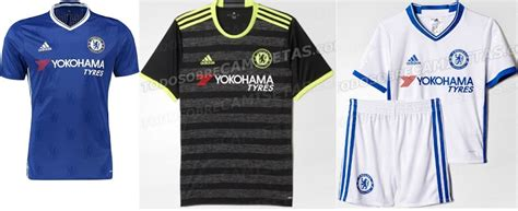 football kits 2016 17 officially released shirts