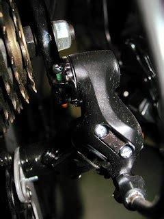 Stopper Kabel Shifter Rem Rd teknik setting rear deraileiur shimano
