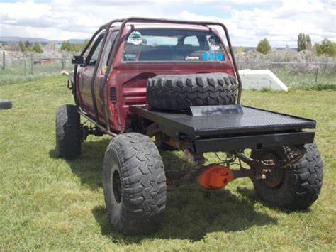 Toyota Rock Crawler For Sale Toyota Rock Crawler For Sale Photos Technical
