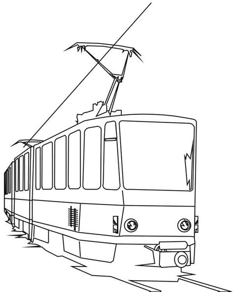 electric train coloring page electric train coloring page color luna