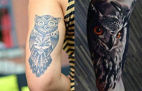 imagenes de tatuajes de buhos para hombres 191 te gustan los tatuajes de animales aqu 237 tienes los mejores