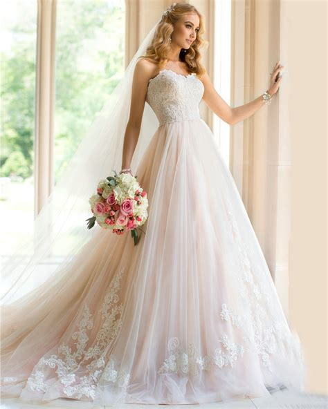 Sinta Lace vestido de noiva dos sonhos garotas consumistas