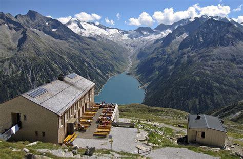 Berghütten In Tirol by Wintersport Zillertal Oostenrijk