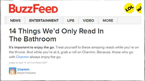 things to read in the bathroom the essential guide for effective ethical native advertising