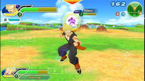 download game dragonball online mod dancokers dragon ball tenkaichi tag team mod v9 ppsspp iso free