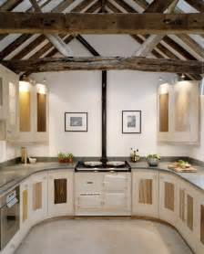 Kitchen Design Surrey Barn Turned Into A Contemporary Home In Surrey England