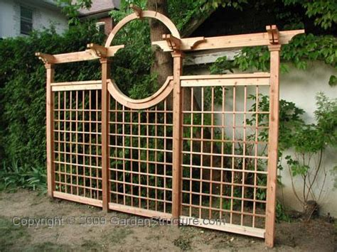 wood trellis plans pdf woodworking plans trellis wooden plans how to and diy
