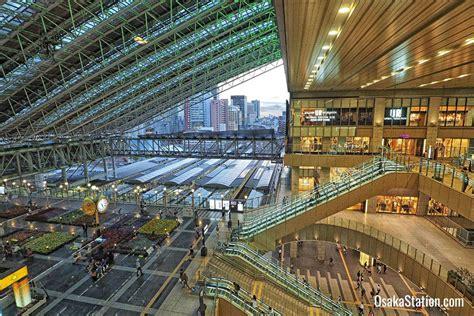 Best Interior by Osaka Station Osaka Station And Transportation Guide