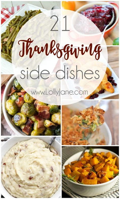 thanksgiving side dishes 21 thanksgiving side dishes lolly jane