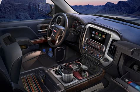 interior accessories 2014 gmc sierra interior accessories top auto magazine