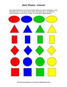 colored shapes best photos of simple shapes to cut out free printable