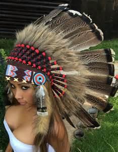 Indian headdress