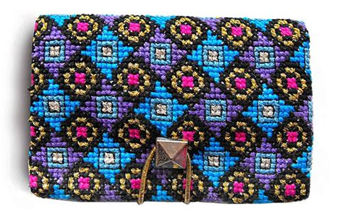 pattern holder cross stitch business card holder cross stitch pattern peacock fig