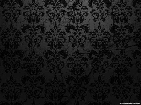 black batik background powerpoint project