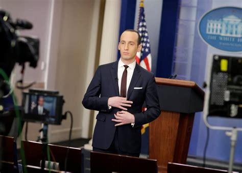 stephen miller trump age trump adviser stephen miller booed off stage in high