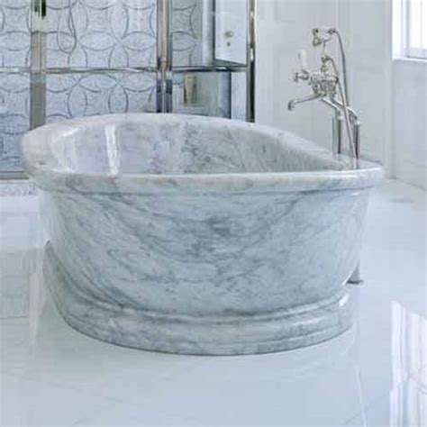 Limestone Bathtub by Bath Tubs Legend