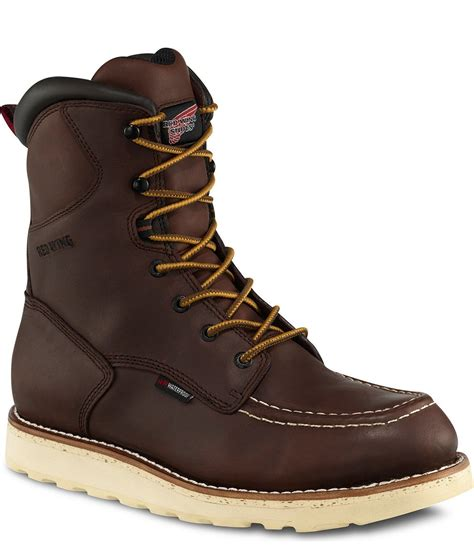 boot for wing 411 men s 8 boot morris plains shoes