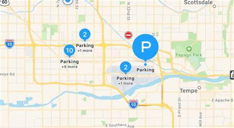 apple maps apple maps will help you find open parking spots cult of mac
