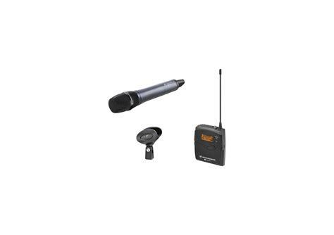 Mikropon Mic Sennheiser Ew 135 G3 Single Profesional Artis 3vvnc sennheiser ew 135 p g3 a wireless handheld microphone