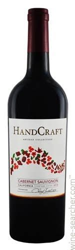 Handcraft Cabernet Sauvignon - handcraft artisan collection cabernet sauvignon