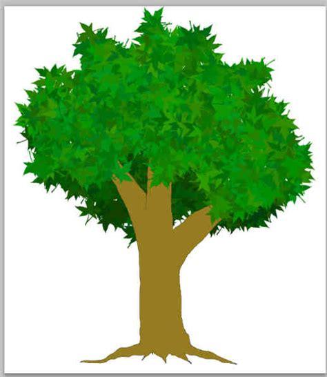 membuat pohon dengan photoshop oketoon