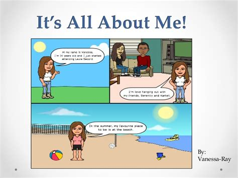 About Me Me Me - it s all about me power point