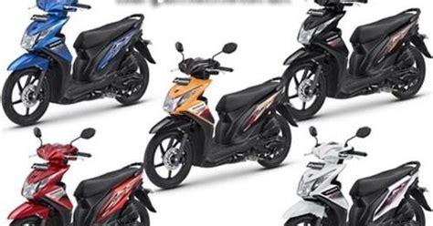 Honda Beat Bekas 2017 harga motor honda beat bekas murah terbaru 2017
