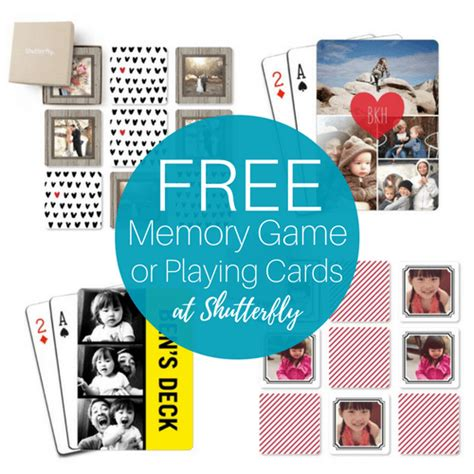 free shutterfly cards or memory just pay shipping