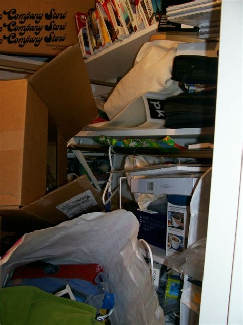 Office Supply Closet by Organized By Before After