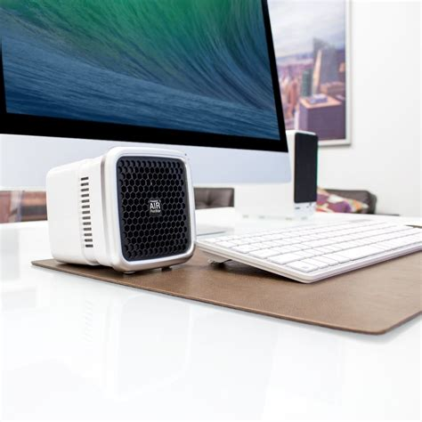 fancy satechi usb portable air purifier and fan